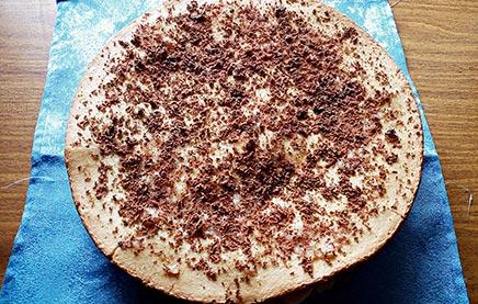 торт бисквитный банановый рецепт с фото
