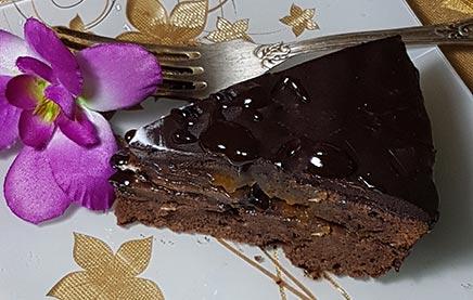 как приготовить торт захер в домашних условиях