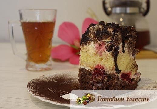 Торт Кучерявый пинчер готов